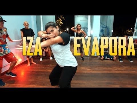 IZA Ciara and Major Lazer - Evapora  COREOGRAFIA  iammarinho