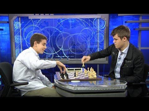 World Chess Champion Or Entrepreneur?