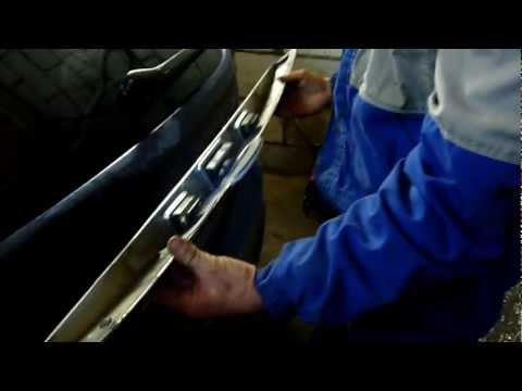 Видео Ремонт двери багажника