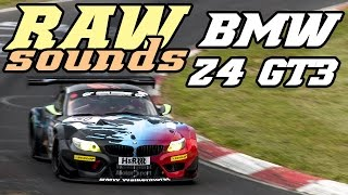 RAW sounds - BMW E89 Z4 GT3 VLN