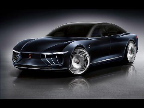 2017 Italdesign Giugiaro Gea Luxury Cars
