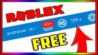 HOW TO GET *FREE* ROBUX ON ROBLOX!!! (WORKING 2019)