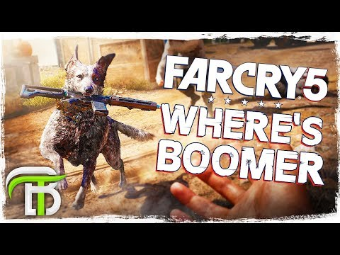 LOOKING FOR THE BEST DOG (Far Cry 5 PS4 Pro Gameplay) #2