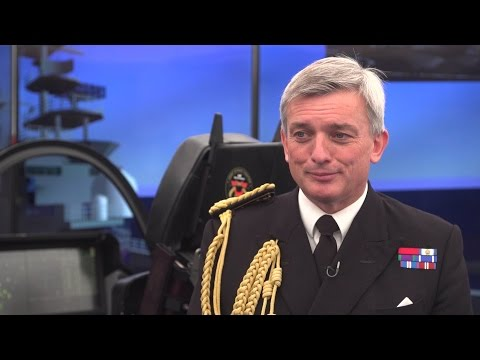 Top Royal Navy Officer on Rebuilding Britain