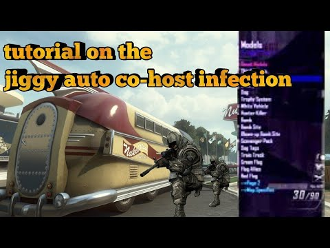 bo2 infections mod menu