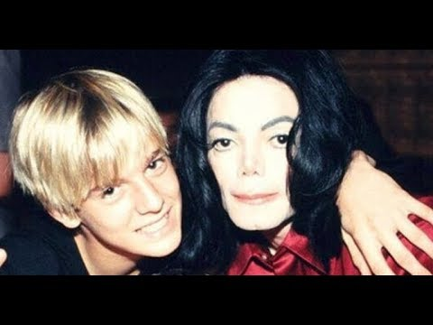 Aaron Carter Now Claiming That Something Happened Between Him and Michael JacksonA Mp3