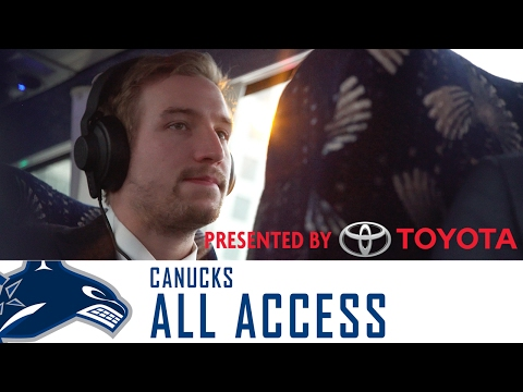 Canucks in Chicago, Colorado and Arizona - All Access