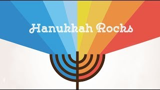 Hanukkah Rocks by Brady Rymer and the Little Band That Could