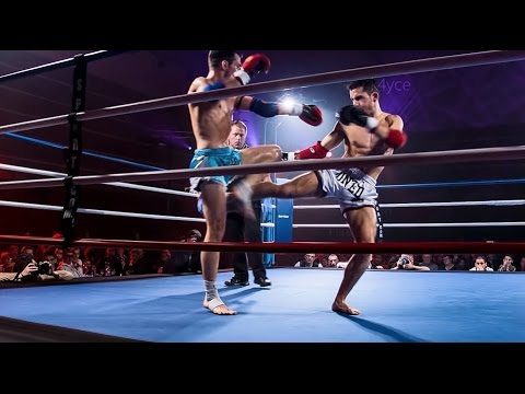 Punch Live Fight Night Le Mans 2015 : Muay Thaï & K1 Report ASL BOXING UNITED [k4yce video]