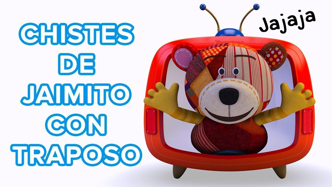 Los mejores chistes de Jaimito para niños | Chistes cortos