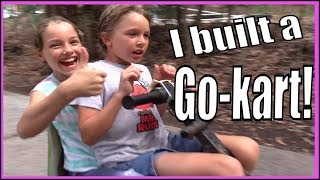 How to Build an Electric Go-Kart with Mikky from Little Big Shots
