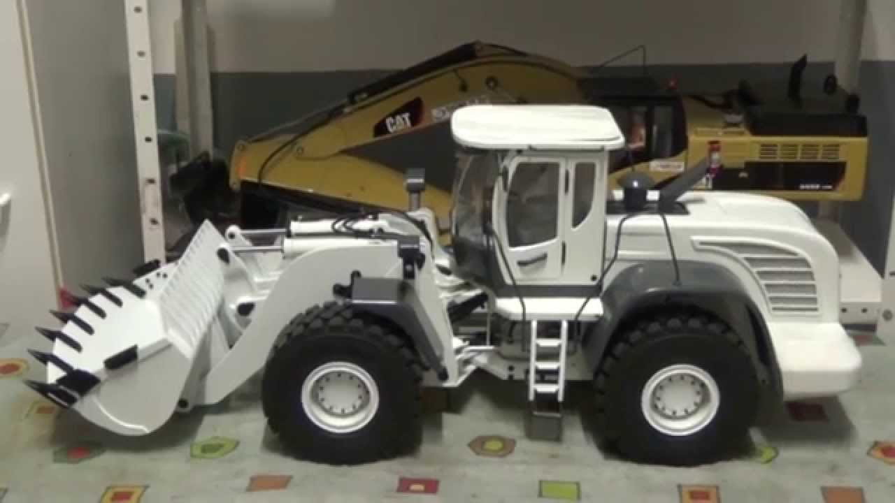 camion rc 1 14 earth mover 870k hydraulic wheel loader. Black Bedroom Furniture Sets. Home Design Ideas