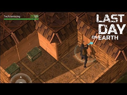 LAST DAY ON EARTH - RAIDING ENEMY HOUSE ( New Update v.1.5.3 )