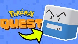 Pokemon Quest - SHINY HUNTING! [Episode 12   Nintendo Switch/Android/IOS]