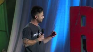 2015 RAW Comedy National Grand Final - Nicholas Huntley