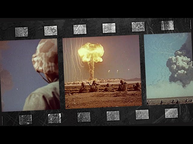 U.S. Neglected Vets in Infamous Nuclear Test Footage