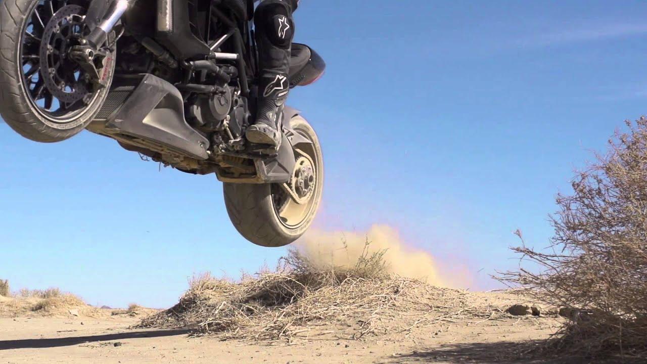 画像: High Plains Driftin' - Sliding a Ducati Diavel youtu.be