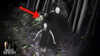 Eventos paranormales captados en cámara 12 l Pasillo Infinito