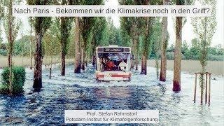 Keynote-Speach - Stefan Rahmstorf: Bekommen wir die Klimakrise noch in den Griff? thumbnail