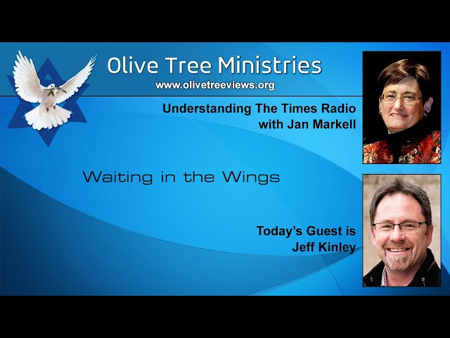 Waiting in the Wings – Jeff Kinley
