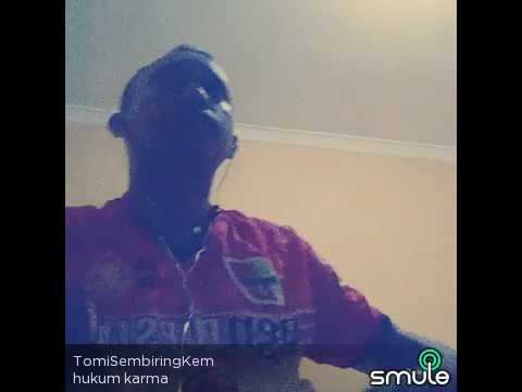 Hukum Karma. ( Lagu Karo ) Vocal. Tomy Sembiring