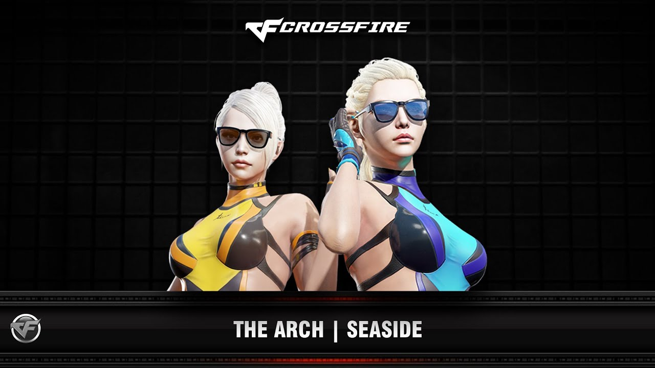 CF : The Arch | Seaside