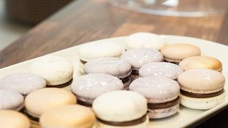 Rezept für die perfekten Macarons | Marco D'Andrea