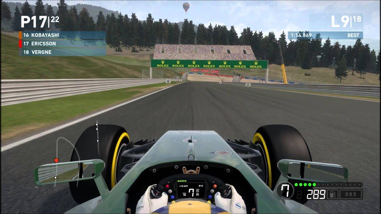 F1 Kisa