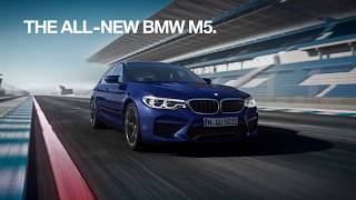 MORE of NEW BMW M5 WORLD PREMIERE