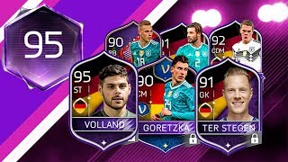 INSANE WC TEAM UPGRADE + MASSIVE PACK OPENING ! FIFA MOBILE
