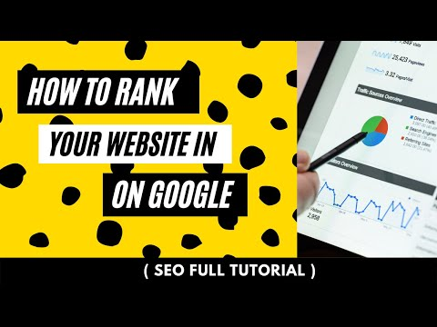 How to Rank your Website in Google 2021 | Tamil | R-educate