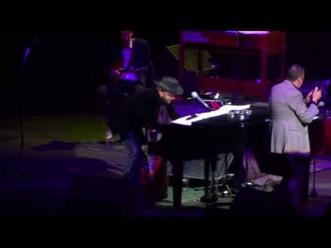 Live Music : Boogie Woogie : Jools and Chris Holland Piano Duet + Gilson Lavis Drums Solo