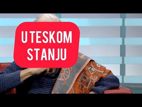 Marina Tucakovic U TESKOM STANJU! Njen organizam vise ne moze da IZDRZI! Uplasena i izmucena! Tuga
