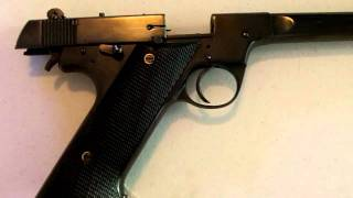 Very nice Hi-Standard 'H-D' Military Target 1955 .22LR in Mint Cond...
