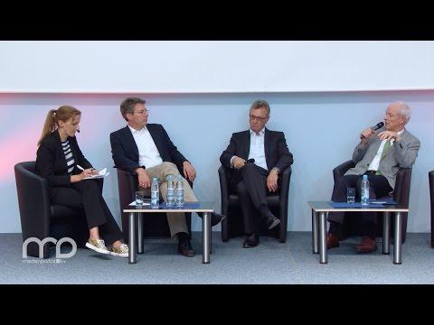 Diskussion: Medien-Startups in Bayern: Wie können Innovationen hier entstehen?