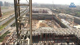 مشروع جامع الجزائر : الأشغال الكبرى ستنتهي مع نهاية 2016 ( تبون)