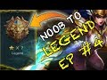 How to Hit Long Win Streaks in Mobile Legend Rank Games!