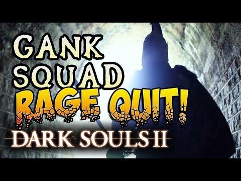 DLC GANK SQUAD BOSS FURY! NG+ Dark Souls 2 (#8)