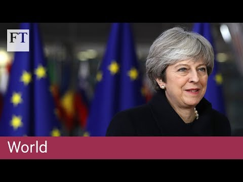 UK plans ambitious Brexit trade deal