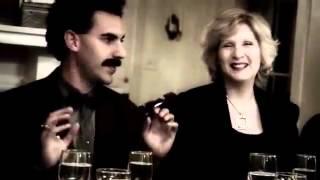 Borat   Dinner Party Scene