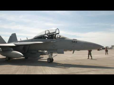 Electronic Attack Squadron-132 brings EA-18G Growler to the Pacific (Packge/Pkg)
