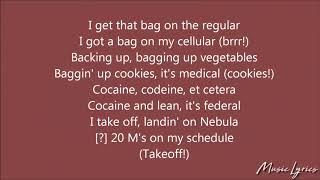 Gucci Mane   I Get The Bag ft  Migos + Lyrics + HQ Download