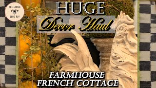 *NEW* White Cottage Farmhouse Decor   DIY French Country Cottage Decorating   Elegant and Simple!