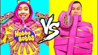 WOW! Hubba Bubba!!! Cool Hacks & Funny Pranks!