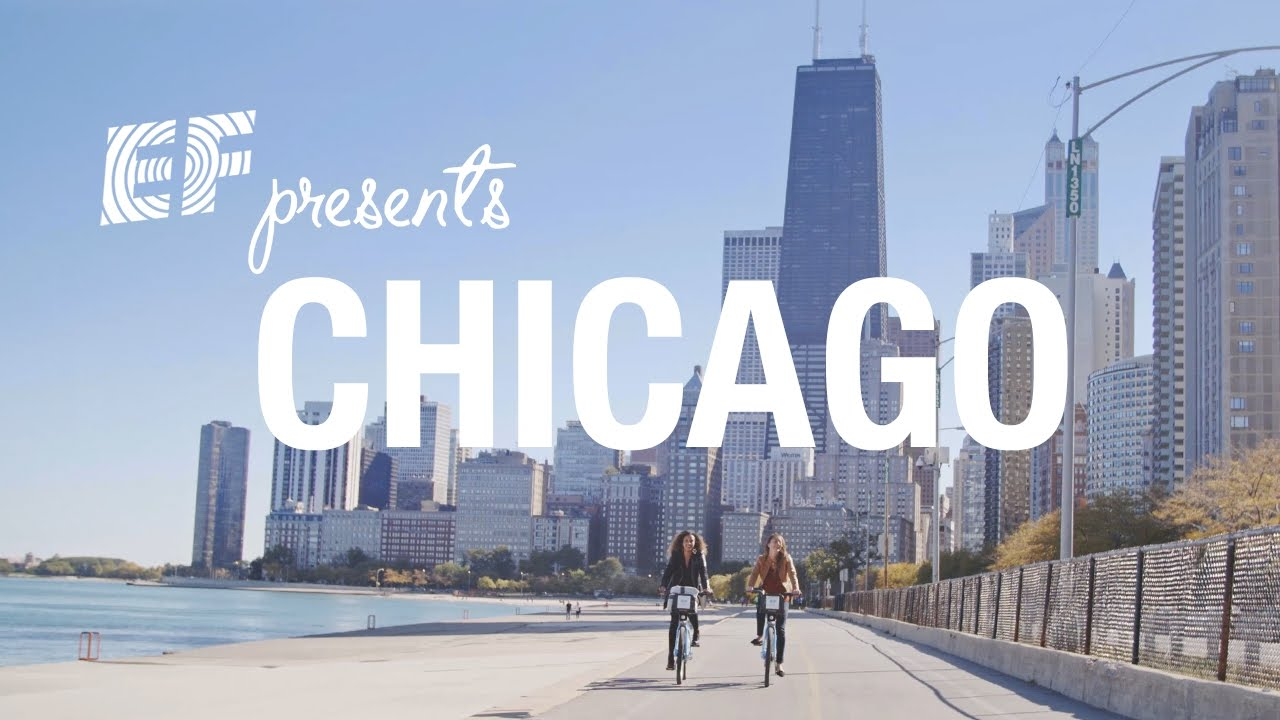 EF presents CHICAGO – an Insider's Guide - YouTube