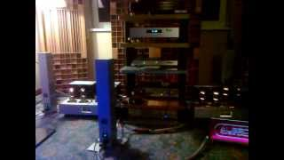 Gambar cover Audio Show 2012 Albedo set with tube amplifier mono blocks