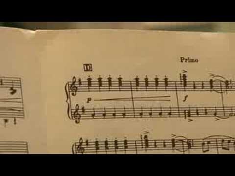 Beginning Piano Lessons : Tips on Sheet Music Symbols