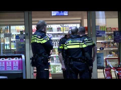 Gewapende overval op tankstation Roost Nederweert