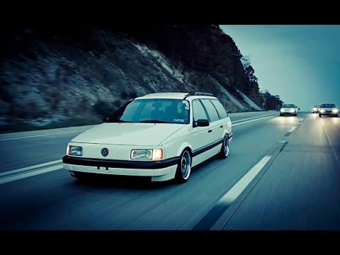 Volkswagen Passat B3 - Вторые Руки - YouTube