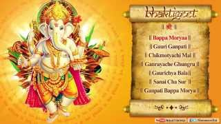 Popular Ganesh ji Bhaktigeet | Top Ganpati Songs